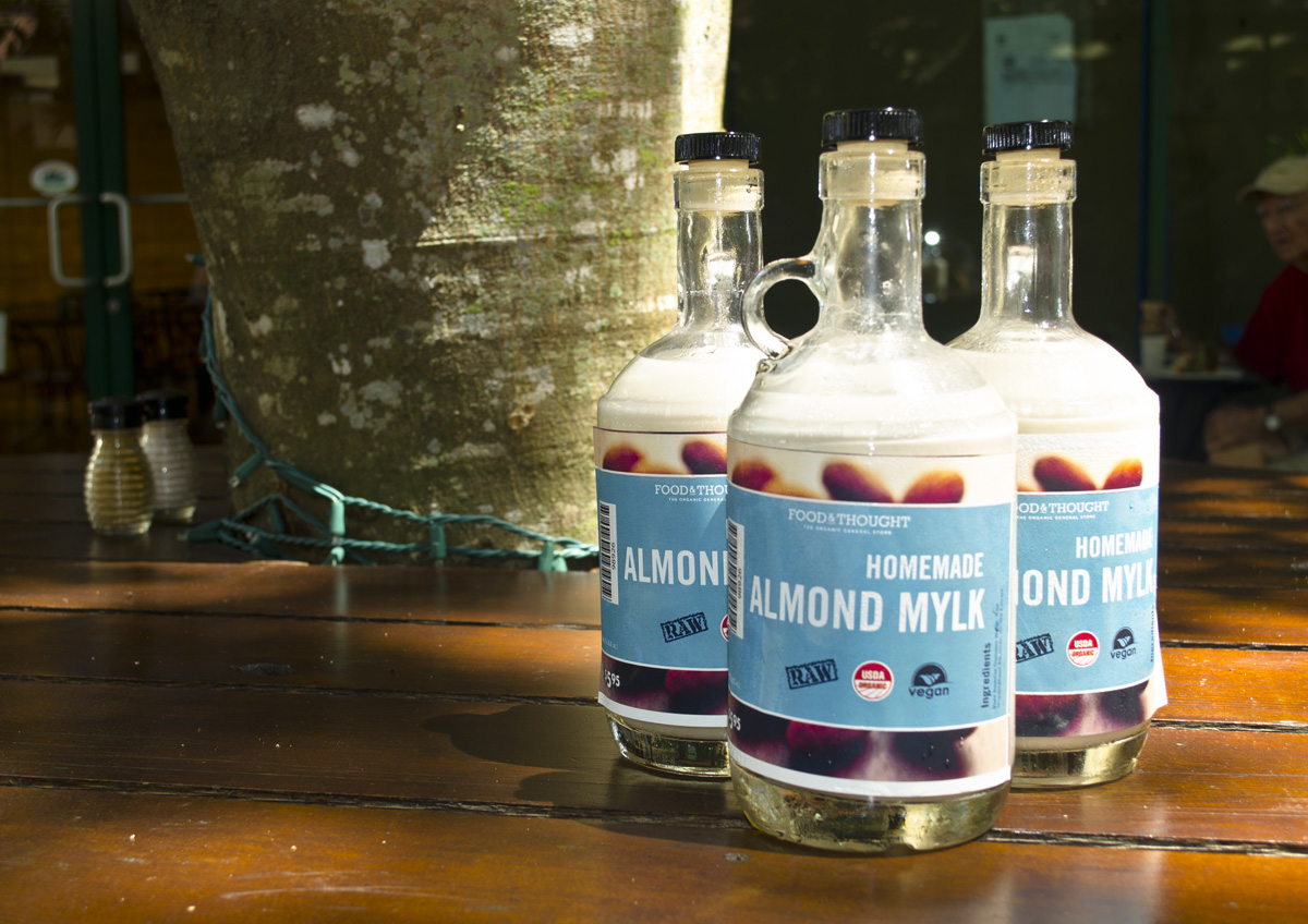 NEW Homemade Almond Milk